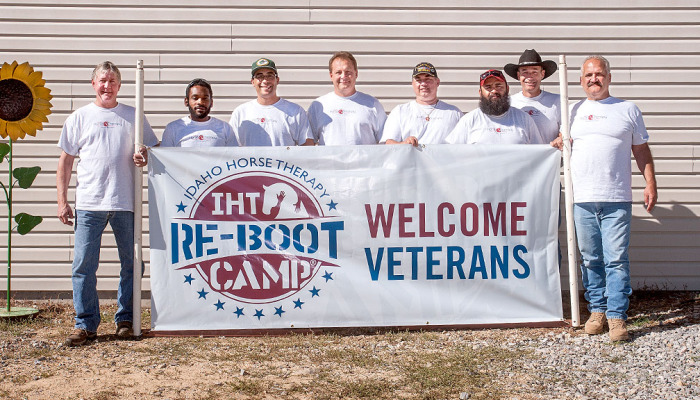 Grassroots Non-Profit Brings New, Effective Treatment Program for Veterans to Northwest